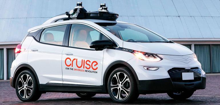 Cruise EV